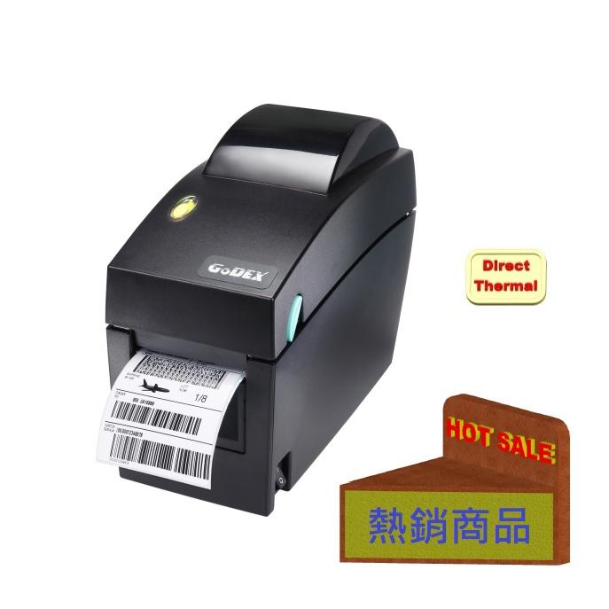 利得買 GoDEX DT2x 熱感式 條碼機 標籤機 (iCHEF 微碧 國興 Eats365 指定機種) 203DPI
