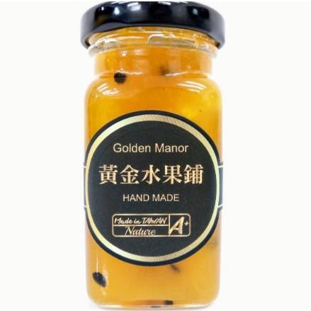 【黃金水果鋪】百香果鳳梨 手作果醬190g