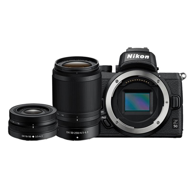NIKON 尼康 Z50 雙鏡組   DX 16-50 mm  +Z 50-250 MM  公司貨現貨