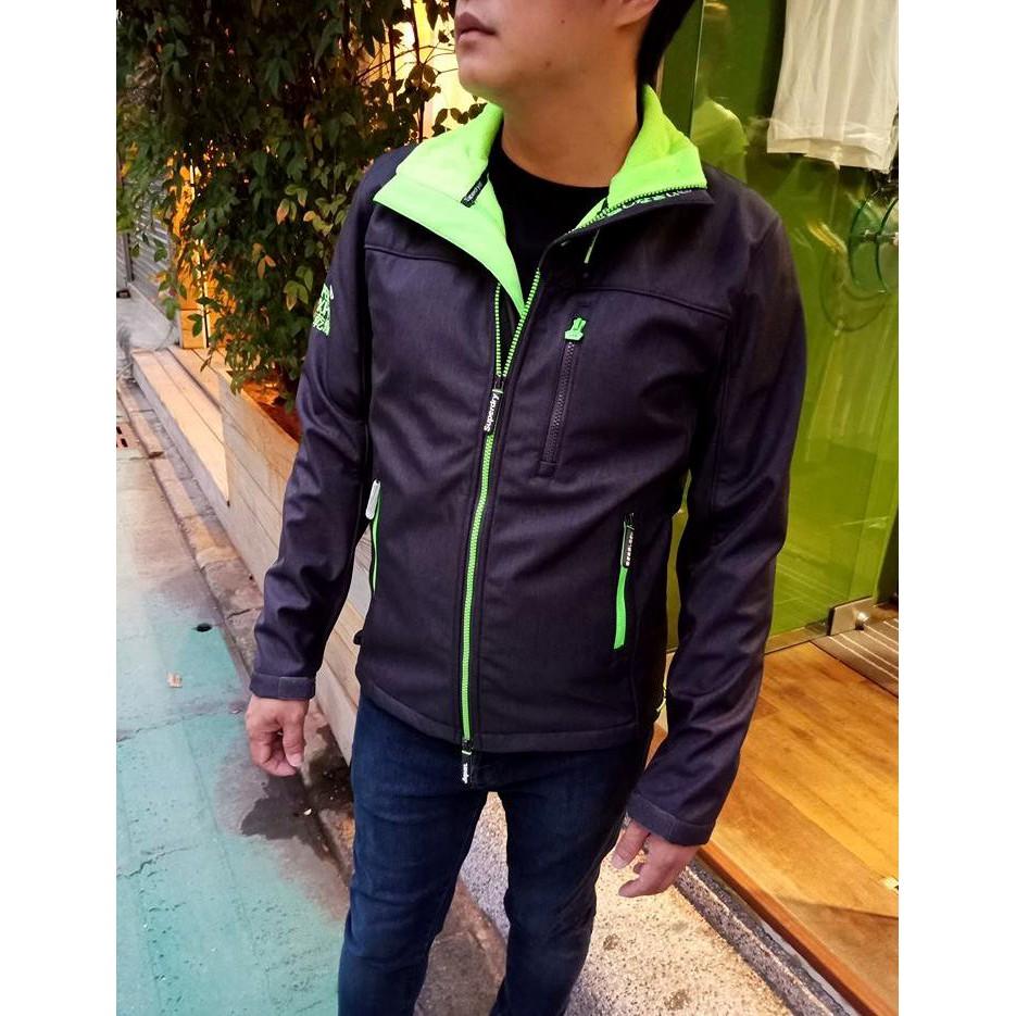 年輕5歲款~現貨M號🔊 英國Superdry極度乾燥 男款 風衣外套 立領超帥 美國官網訂購 絕對正品 AMMOS