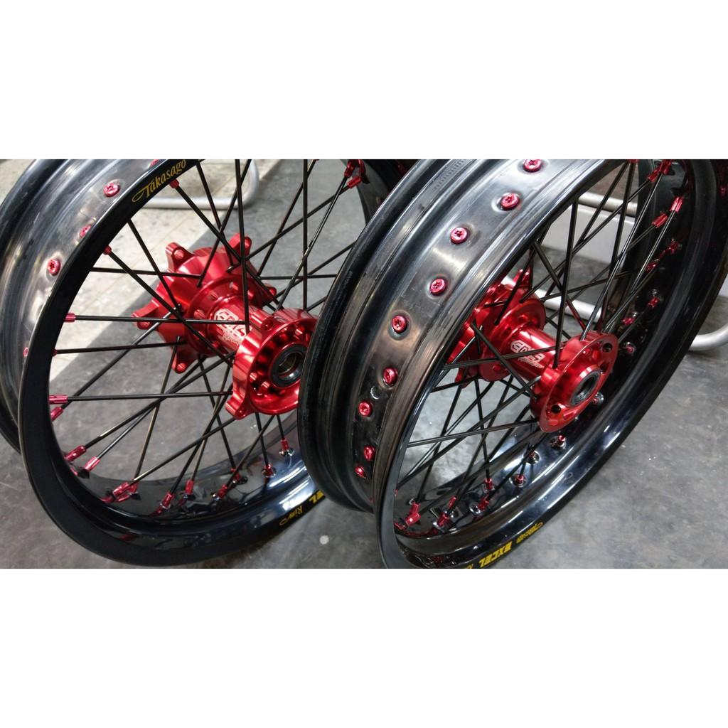EDIS Revolution滑胎框 CRF250L 250RALLY CRF300L 300RALLY