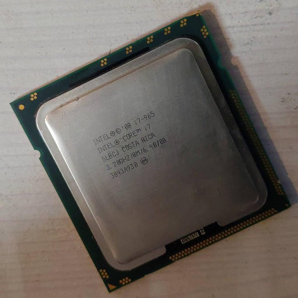 i7-965 極致版CPU 1366 腳位 參考 I7 965 860 870 920 960 970 975 980X