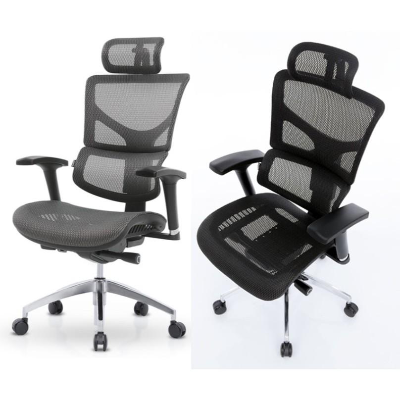 刷卡 Ergoking全功能網布人體工學椅(灰/黑)椅子 電腦椅《宅配免運》好市多線上代購