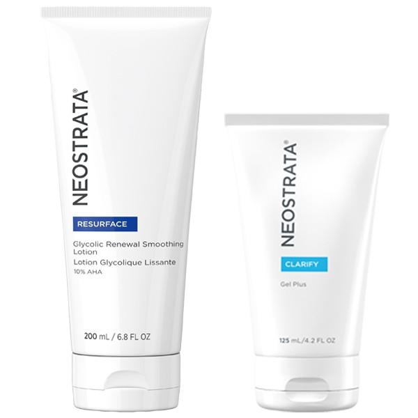 【NeoStrata芯絲翠】 果酸經典煥膚組(10%基礎型)