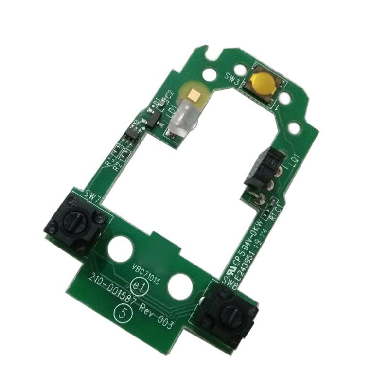 LIDU維修配件Logitech G900 G903鼠標滾輪板的鼠標輪按鈕板