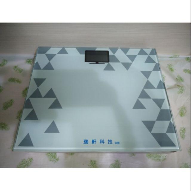 電子人體健康秤 LCD螢幕(瑞軒)
