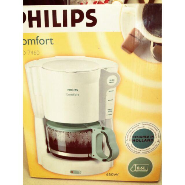 二手出清 -- PHILIPS飛利浦咖啡機