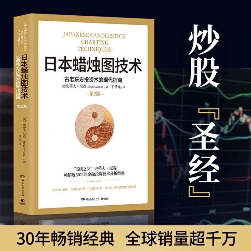 【原廠正版】 【現代指南】日本蠟燭圖技術 古老東方投資術的 期貨市場技術分析