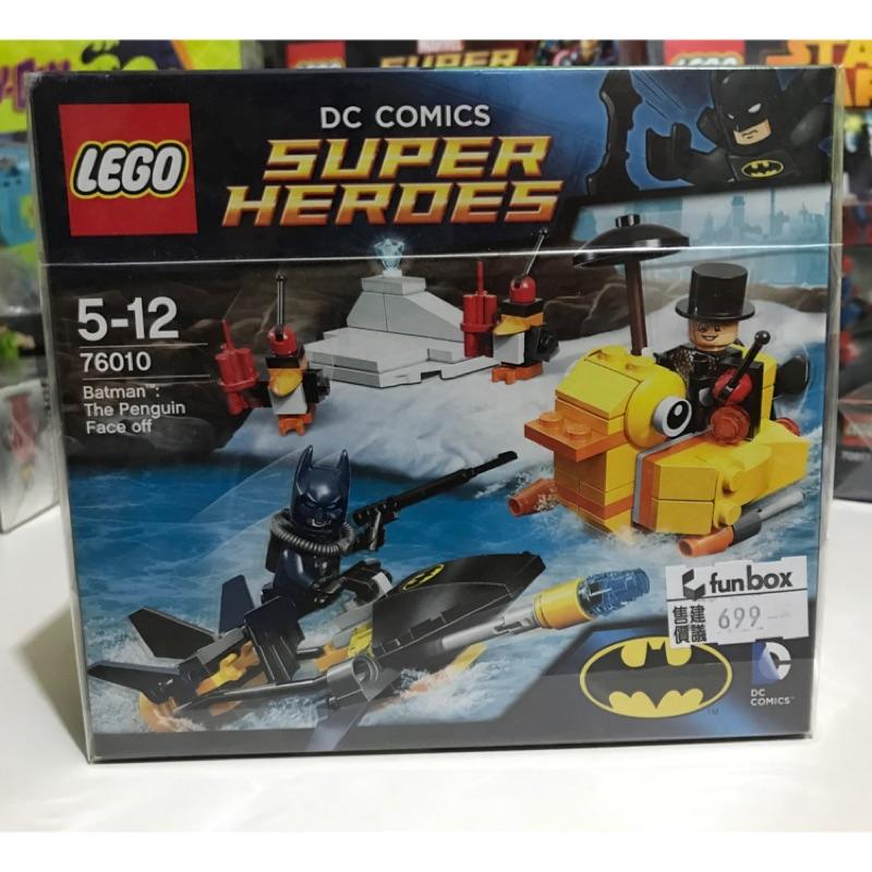 全新樂高 LEGO 76010 超級英雄 蝙蝠俠 企鵝人