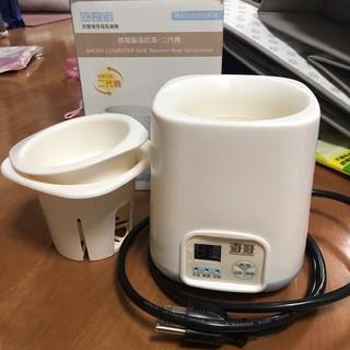 奇哥 微電腦溫奶器 二代機 八成新 臺中市