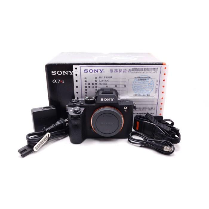 【莫比爾3C】Sony A7R Mark II, ILCE-7RM2, A7R2 單機身 二手 單眼相機 #56393