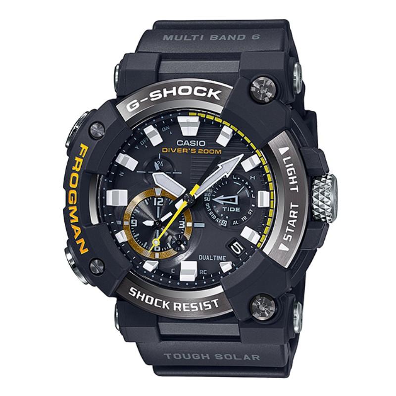 CASIO G-SHOCK GWF-A1000-1A 蛙人專業潛水錶