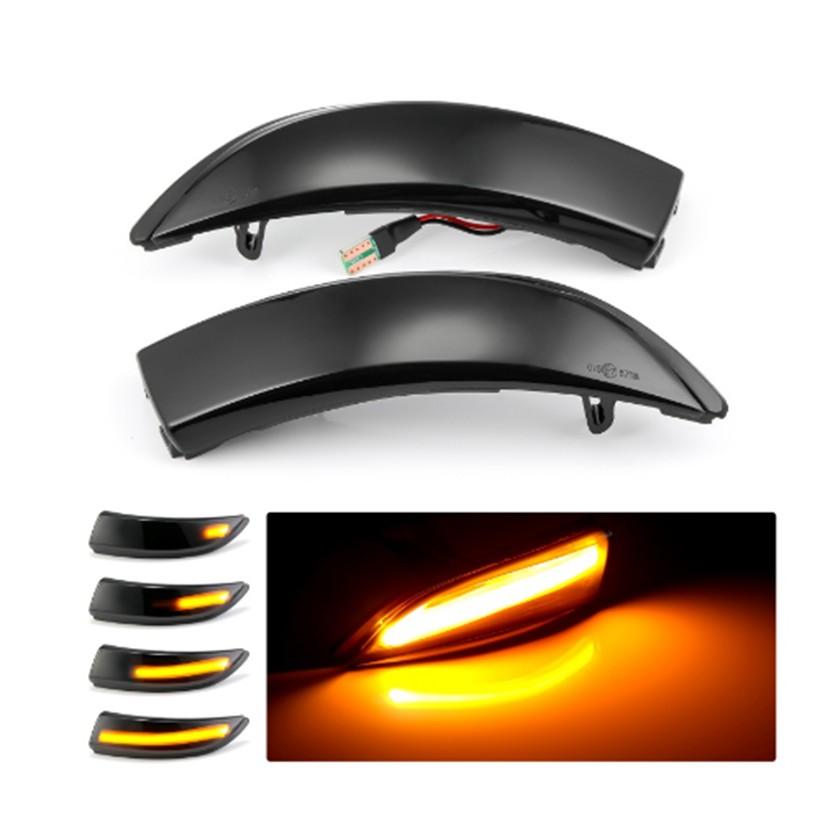 2013~2020 福特 FORD Kuga 照後鏡LED方向燈---流水燈
