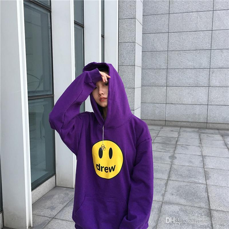 二手Drew house mascot hoodie XS 帽tee