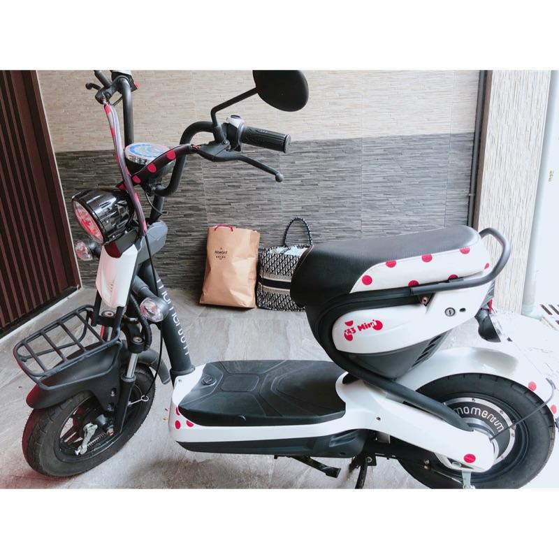 💗超美 Giant 6個月女用 捷安特 電動自行車 Momentum electric bicycle  電動車 電動