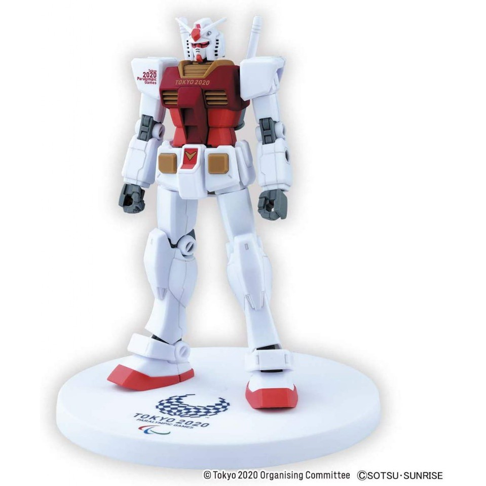 2020東京奧運限定 1/144鋼彈超人RX-78-2 藍色 紅色