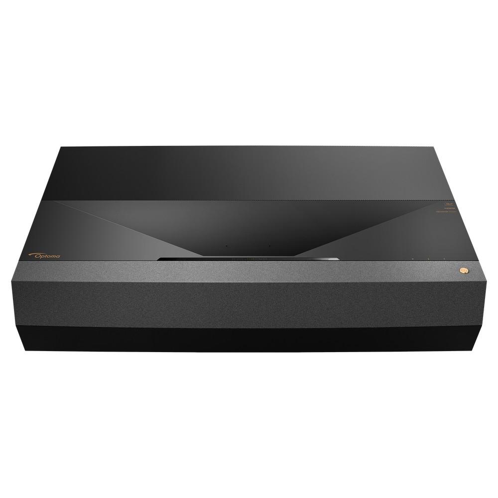 單機+布幕 奧圖碼 Optoma P1 PRO 台灣保固 超短焦 4K  激光電視 智慧雷射家庭劇院投影機 平行輸入貨