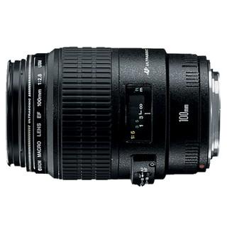 【中野數位】CANON EF 100mm f2.8 Macro USM 近攝 微距鏡頭 公司貨