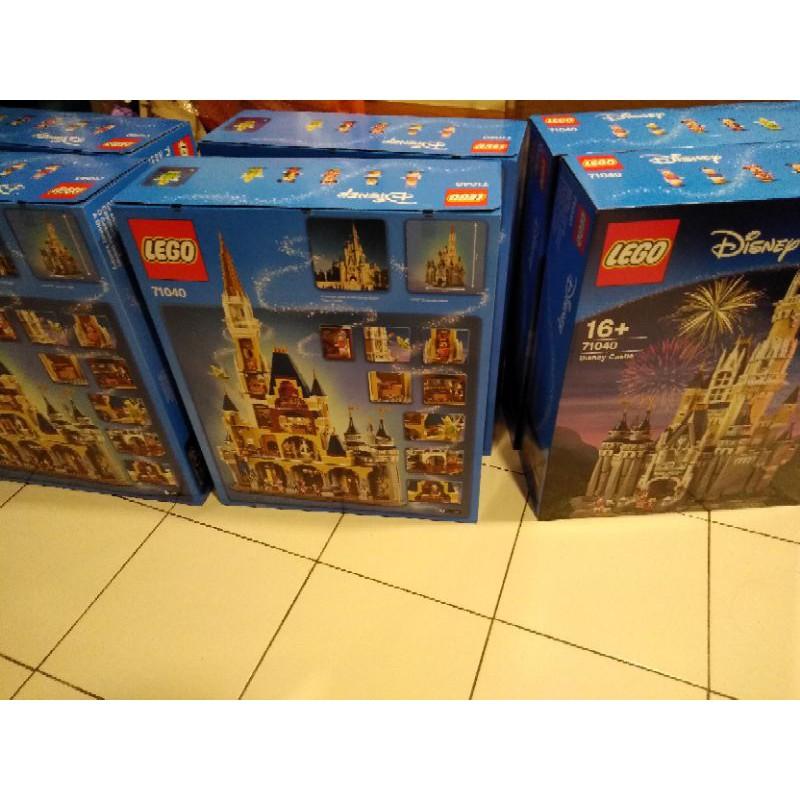 #售完#LEGO 71040 迪士尼城堡*詳情請看內文*