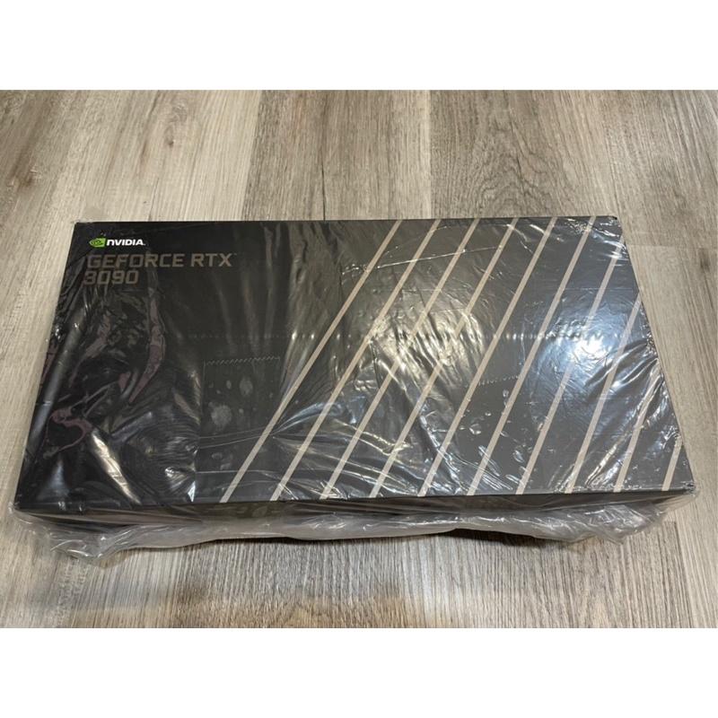 全新未拆NVIDIA GeForce RTX 3090