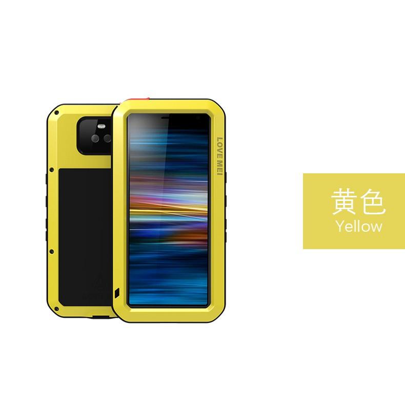 SONY Xperia5 Xperia1 II Xperia10 Xperia10plus 終極防護 金屬保護殼 手機殼