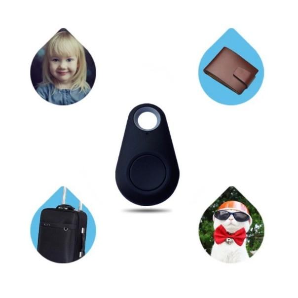 【圓形鑰匙防丟定位器】水滴形鑰匙尋找器 Key finder 寶寶定位器 錢包防丟