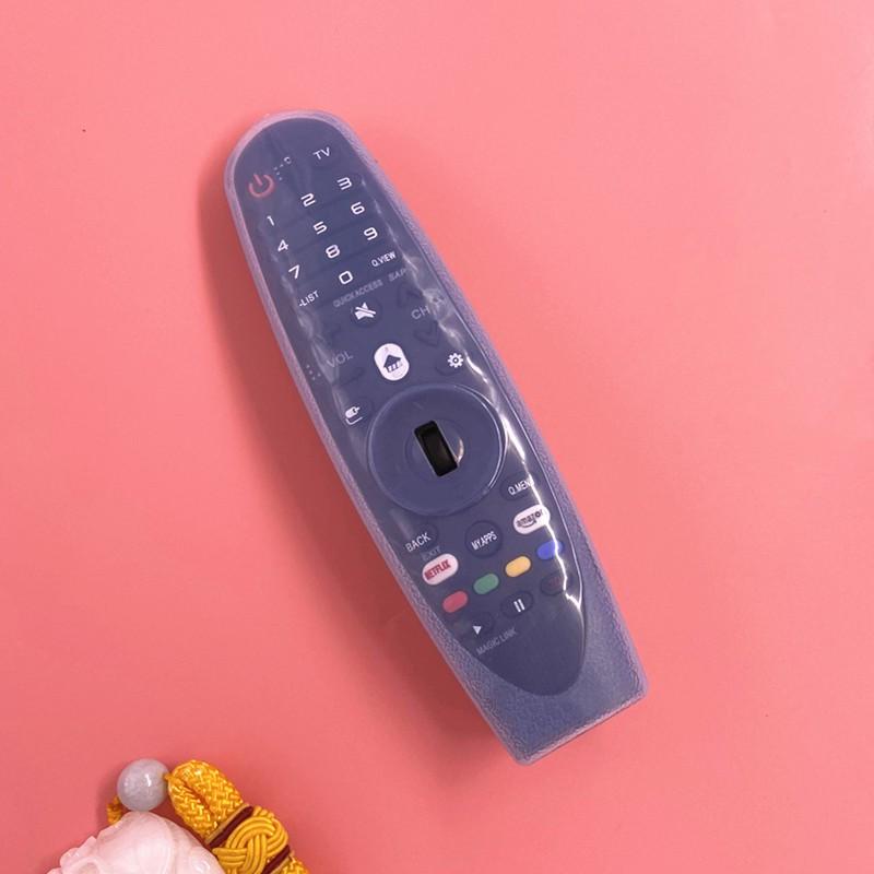 巧族 lg遙控器保護套🔥  AN-MR600/650電視機遙控器套🔥 防摔防塵硅膠套🔥