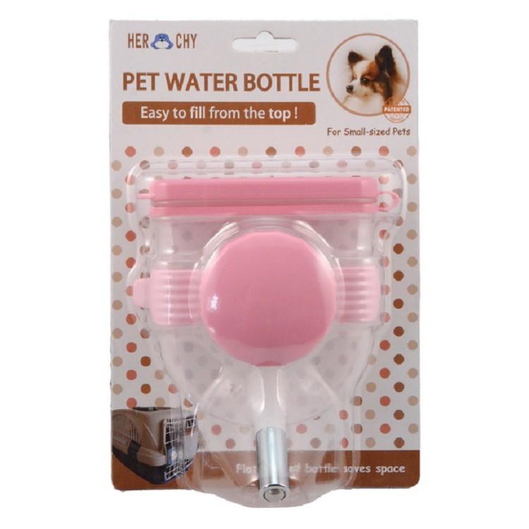 禾其外出新式飲水器 寵物用飲水器 容量240c.c.