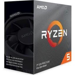 AMD R5-3600 (無內顯) 全新盒裝三年保 $5400 + 微星 B550M PRO 主機板 $2700 含運