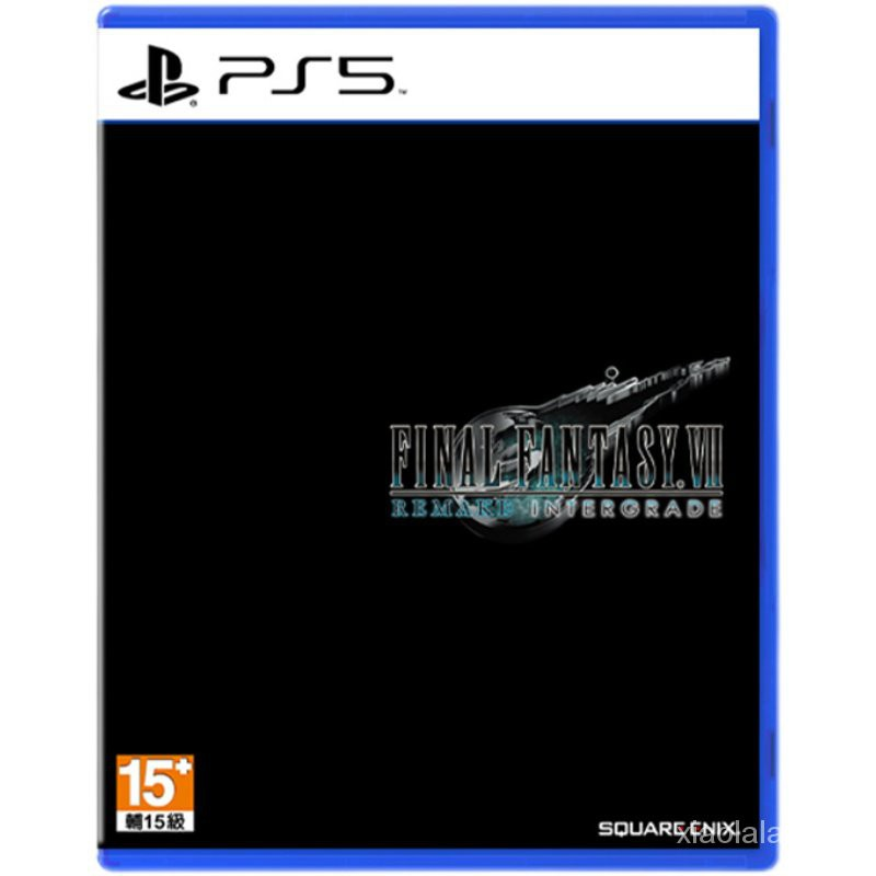 【優質】PS5遊戲 最終幻想7升級版 FF7  FINAL FANTASY首發版現貨 Jqxa
