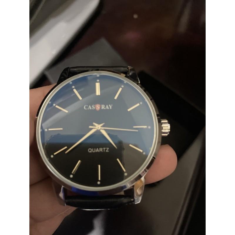 CASSRAY手錶(皮帶款)
