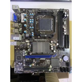 「已測好」〈主機版〉微星 760GM-P21 (FX) 台中市