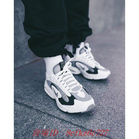 Nike Air Max Triax 96 白灰 健身 訓練 吸汗 輕便 氣墊 運動 休閑慢跑鞋 CD2053-104