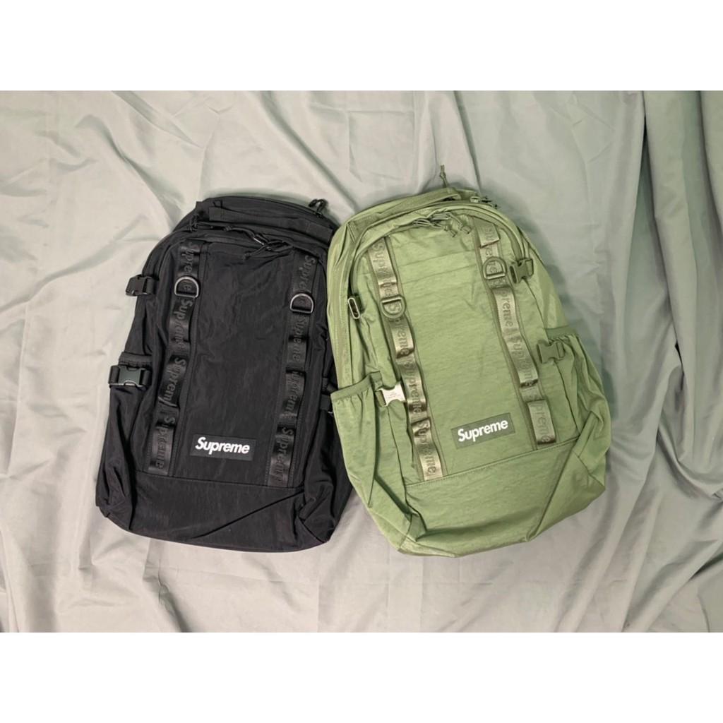 Supreme Backpack 49Th 後背包 大容量 防潑水 反光