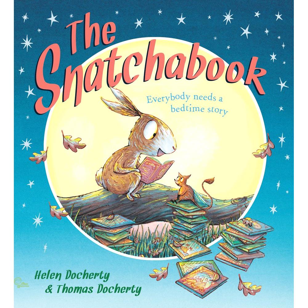 The Snatchabook【禮筑外文書店】[79折]