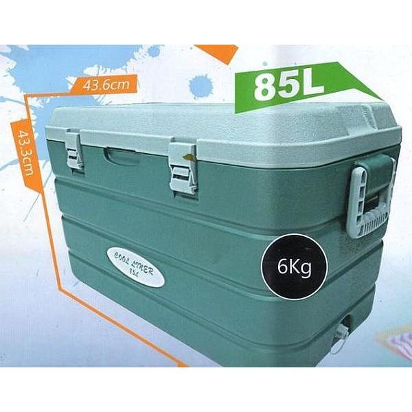 m朋品心m冰寶85L專業型保冰箱 85公升保冰桶 箱蓋可當餐桌小椅子 釣魚露營烤肉