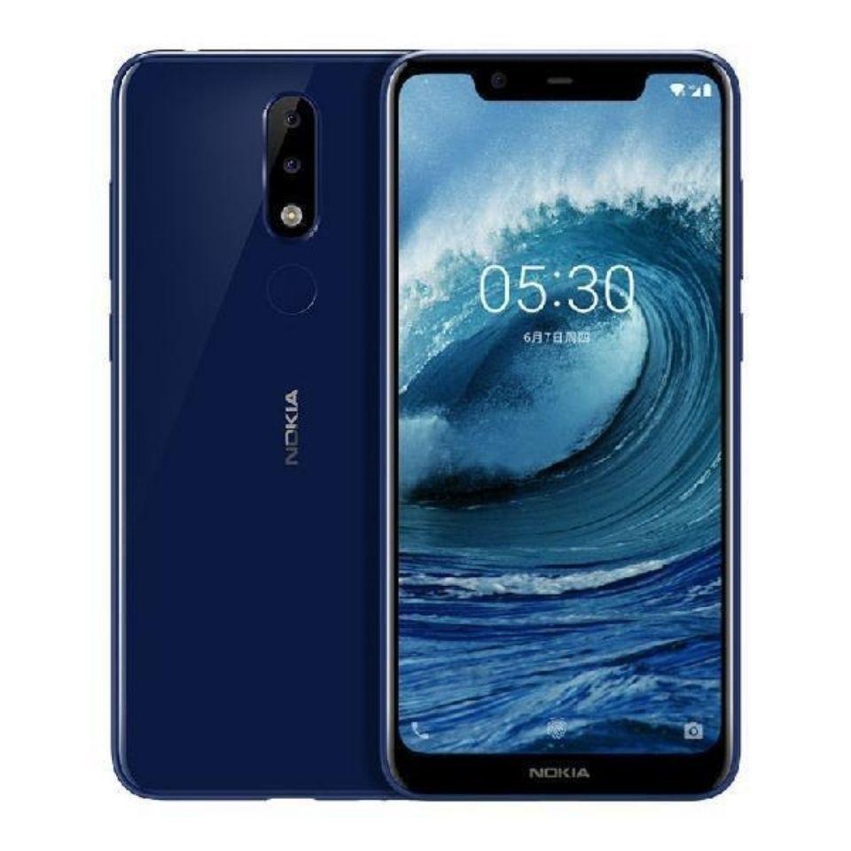 熱賣搶購二手Nokia/諾基亞x5X6智能機全網通4G全面屏學生安卓手機