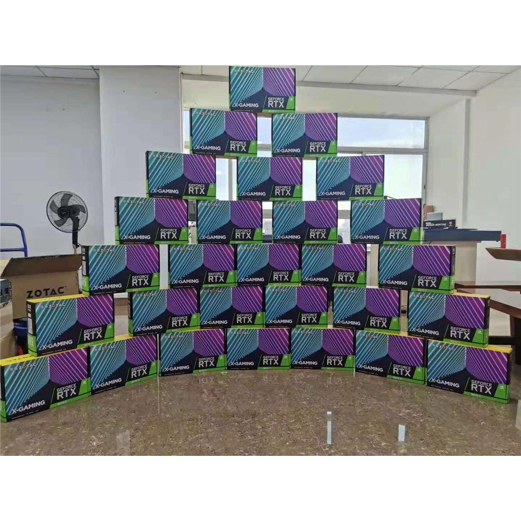 代購☀索泰RTX3080TI顯卡12GB XGaming RTX3070TI 3060TI電腦遊戲卡