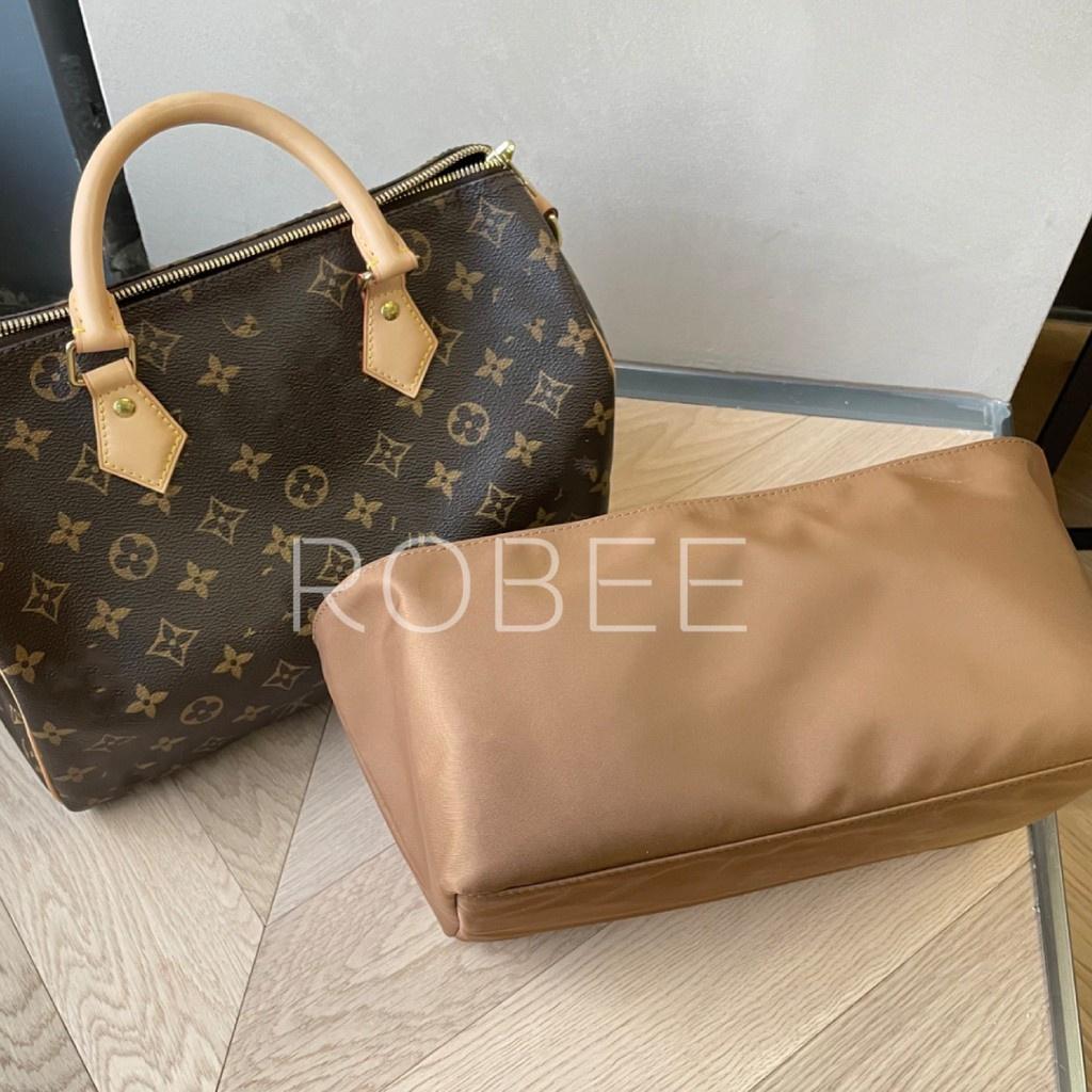 ROBEE/適用於Lv Speedy16/25/30/35內膽包收納包波士頓枕頭包中包