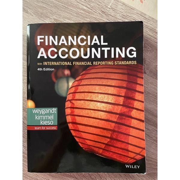 Financial Accounting 4e(9成新)