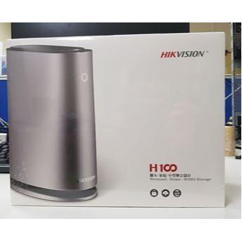 【現貨】海康 HIKVISION NAS H100(不含硬碟)