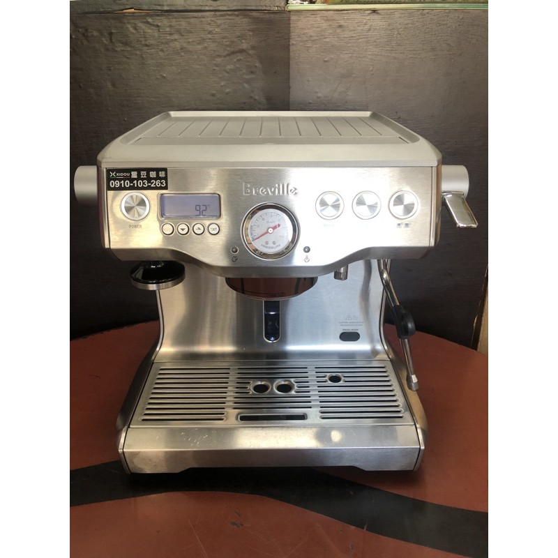 Breville-BES920XL半自動咖啡機