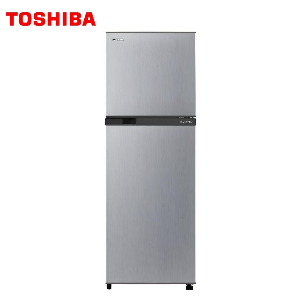 【TOSHIBA東芝】231公升變頻雙門冰箱 GR-A28TS(S)_典雅銀 送基本安裝/舊機回收