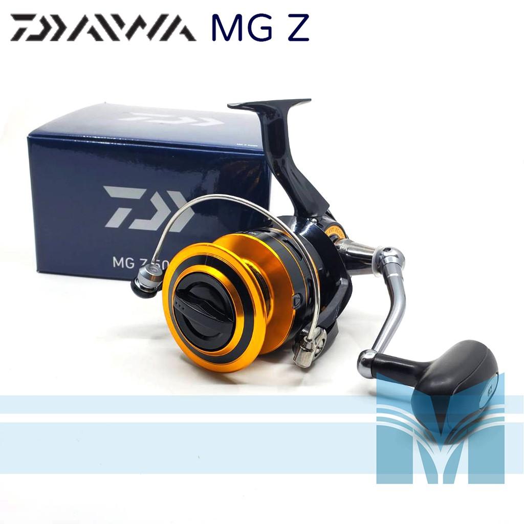 【蝦幣十倍送】 Daiwa MG Z 紡車式捲線器 2000型-5000型 ABS DIGIGEAR