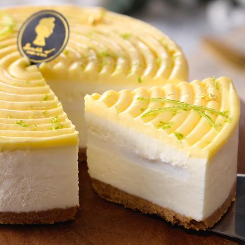 【搭啵S】6吋柚香檸檬乳酪蛋糕