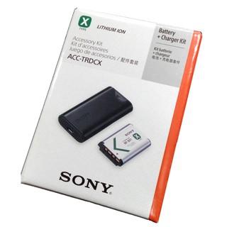 [快速出貨] SONY ACC-TRDCX 原廠充電池組 盒裝 (內含BX1電池+充電器) RX100M7 HX99 新北市