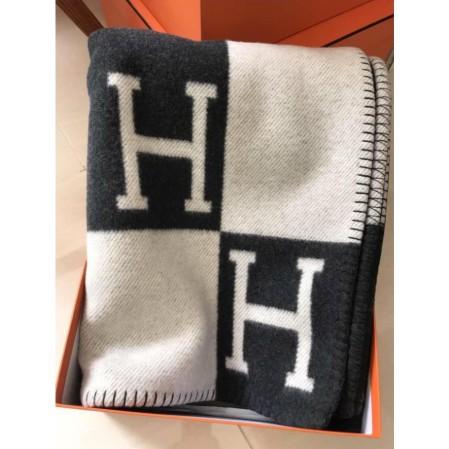全球奢品代購*愛馬仕Hermes 經典大毛毯