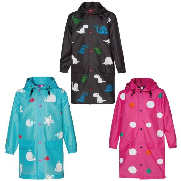 英國 SQUID KIDS 兒童變色防水風衣|雨衣 2~6歲 (三款可選)【麗兒采家】