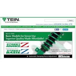 TEIN 避震器 AAI 公司貨 10- WISH SAZ 版本