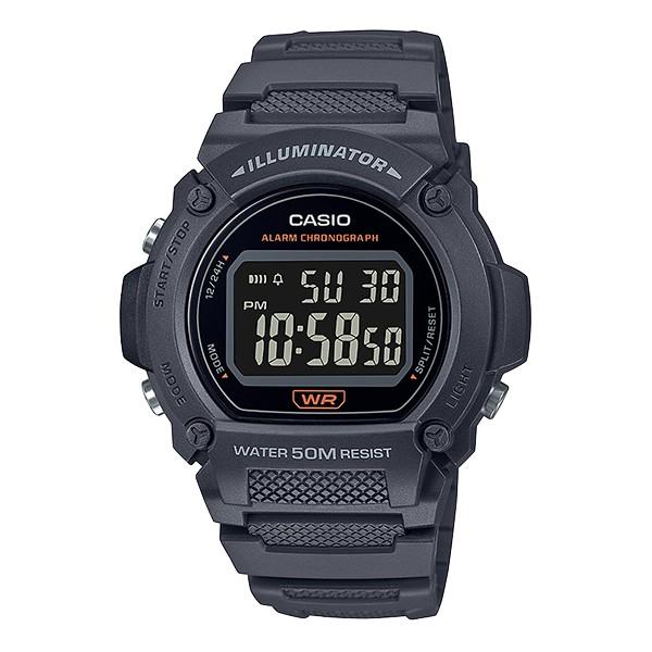 卡西歐 CASIO / W-219H-8B / 數位顯示系列 (附錶盒) [ 官方直營 ]